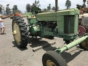 12 Antique Tractors From Restored Restorable Parts To Yard Art make Offer