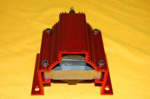 New Ignition Super Coil Red High Output 12 Volt For Ready To Run Distributors