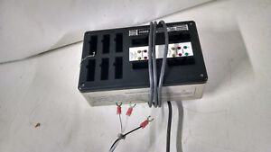 Hme Ac40 Battery Charger Station No Power Supply plug