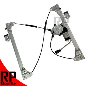 751 705 Electric Window Regulator Lifter Assembly Front Left For Hummer H2