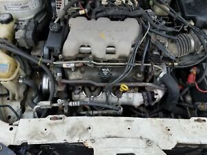 Engine Assembly Pontiac Grand Am 03