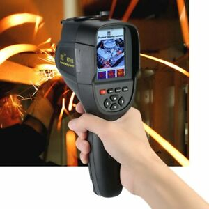 Ht 18 Thermal Imager Imaging Camera Infrared Imaging Sensor Built in Battery Lf