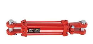 Hydroworks Double Acting 3 inch Bore 24 inch Stroke Tie Rod Hydraulic Cylinder