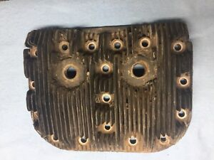 Wisconsin Engine Cylinder Head Ab 100 Ab100 4 Cyl Stationary Engine