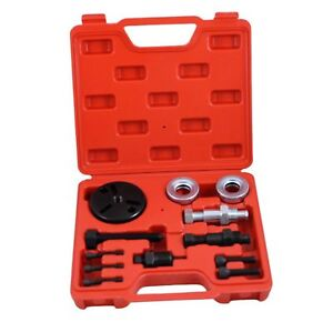 New A C Compressor Clutch Remover Kit Air Conditioner Ac Automotive Auto Tool