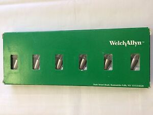 Welch Allyn Lamp 06100 Box Of 6