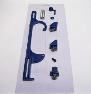 Throttle Cable Bracket Kit Holley 4150 4160 Carburetor Linkage Blue Assembly Kit