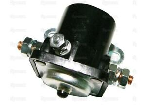 Tractor Solenoid 6v Ford New Holland Allis 600 700 800 900 Jubilee Naa Nca11450a