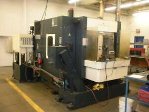 Makino A55 4 axis Dual Pallet Cnc Horizontal Machining Center
