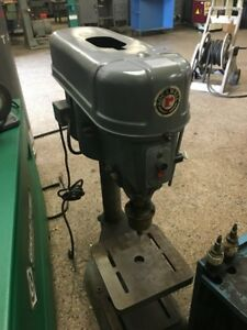 15 Delta rockwell Model 15 017 Single Spindle Drill Press S n 1506965