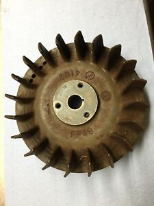 Wisconsin Robin Engine W1 390 Flywheel W1 390 Stationary Engine Generator Mower