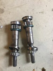 Cub Lo Boy Final Drives Shafts Bearings And Cups