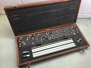 Federal Products Fpc Dimensional Pressure Measurement epl 1086 Gage Set Tool
