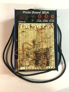 Protoboard 203a Global Specialties Corporation