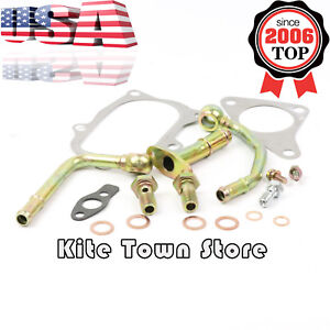 Turbo Charger Gasket Install Kit For Subaru Forester Impreza Wrx Td04 Td04l Us