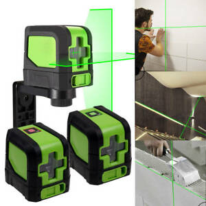 2line 360 3d Laser Self Leveling Vertical Horizontal Level Cross Red green Beam