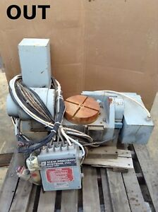 M M Precision Systems 8 8 edm Rotary Tilting Table