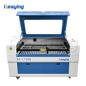 Diy Reci 100w Co2 Laser Engraving Cutting Machine With Cw 3000 Chiller Usb Port
