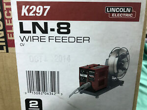 Lincoln Electric K297 Ln 8 Wire Feeder
