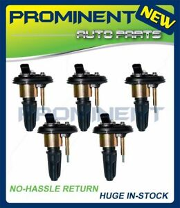 5 Ignition Coil Replacement For 02 05 Chevy Trailblazer Gmc Canyon Envoy Uf303