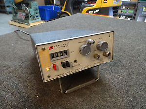 General Microwave 525 Signal Source 12 0 18 0 Ghz