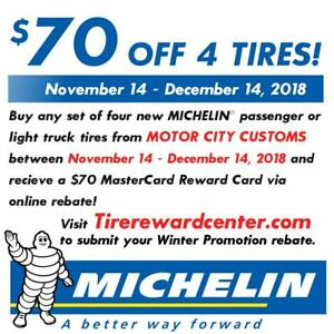 Michelin Defender Tire 205 55r16 91h 92638 Qty 4