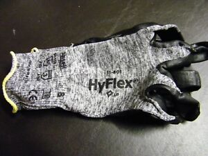 Ansell Hyflex Nitrile Foam Coated Gloves 11 801 Size 8 24 Pairs Per Lot