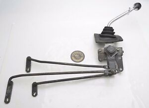 Mustang 1965 66 4 Speed Shifter For Dagenham 6cyl 160 200 Complete