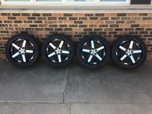 20 Inch Rims And Tires Luxury Alloys 20 Luxury Will Ship See Description
