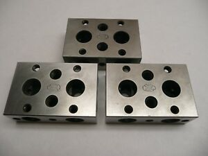 Moore Tool 1 X 2 X 3 Precision Blocks