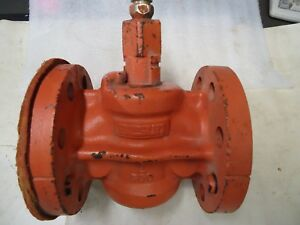 Resun Huber D251 2 Plug Valve With Lub Button Hd Fitting new