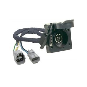 Hopkins Towing 43395 Plug In Simple Trailer Wire Harness For 07 13 Toyota Tundra