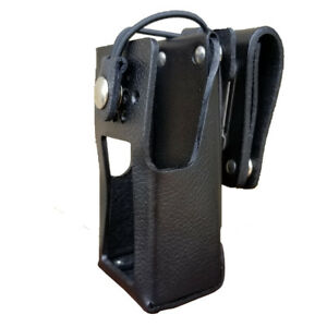 Case Guys Kw9070 3bw Hard Leather Holster For Kenwood Nx 3220 Nx 3320 Radios