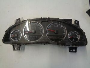 Chevy Uplander Speedometer Cluster Assembly 15878226 2006 2007