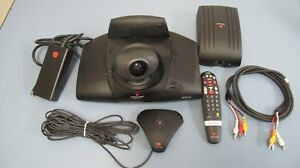 Polycom Viewstation With Accessories