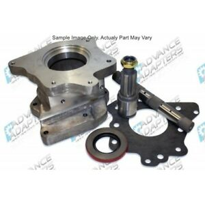 Advance Adapters 50 2900 Transfer Case Adapter Kit For Ford C 4 To Dana 18 20
