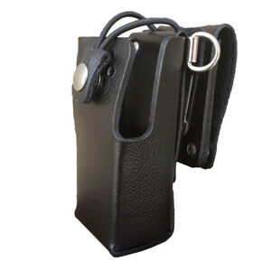 Case Guys Im8060 3bwd Hard Leather Holster For Icom Ic f1000 Radios