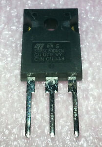 Schottky Diode Silicon Carbide 600v 20a Stmicroelectronics Stpsc2006cw New 30pcs