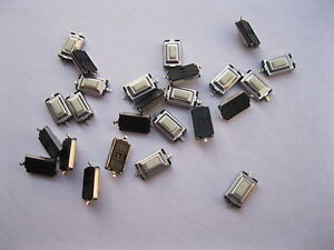 1000 Pcs 3x6x2 5mm Momentary Tact Smd Smt Pushbutton Micro Switch 2 Pin New