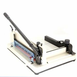 Hfs 17 Blade A3 New Heavy Duty Guillotine Paper Cutter 17 Commercial Meta