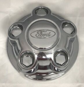 Ford Explorer Ranger Wheel Center Hub Cap Factory Original Chrome Yl54 1a096 Ba