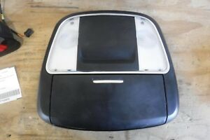 Dodge Charger Front Roof Console W o Sunroof garage Door Opener 15 16 17 Black