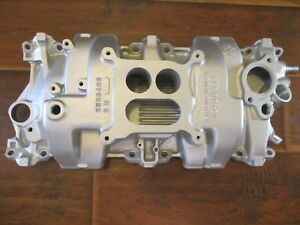 1966 67 Corvette 3890490 327 L79 Aluminum Intake Manifold Nice As You Will Find