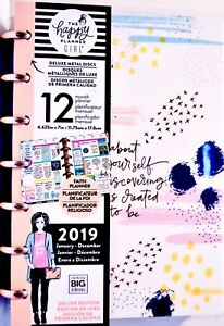 The Happy Planner Girl New 2019 Faith Warrior mini life Isn t About