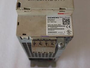 1pc Used Siemens 6sn1145 1ba01 0ba1 Plc 6sn1 145 1ba01 0ba1 Tested