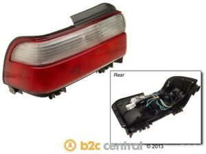 Tyc Tail Light Assembly Fits 1995 1997 Toyota Corolla Fbs