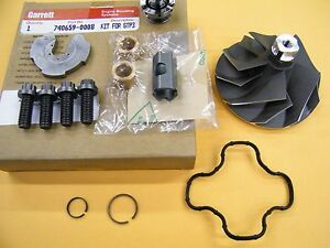 Ford 7 3 Powerstroke Turbo Rebuild Kit Turbocharger 62