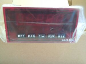 Red Lion Paxpooio Analog Input Panel Meter New