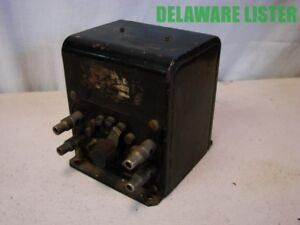 vintage Gr General Radio Variable Variac Auto Transformer Type 359 d