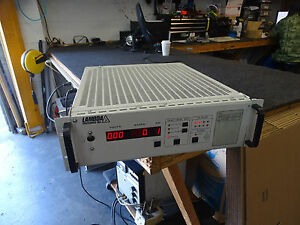 Lambda Mainframe Ps47955c 100 Rackmount Dual Power Supply Lfs 48 5 Lfs 42 2